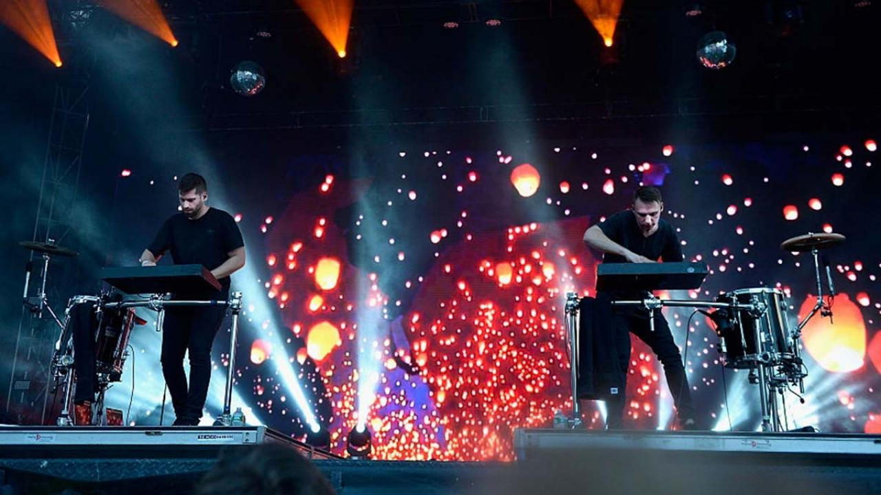 ODESZA Announces Return to Red Rocks in Summer 2018