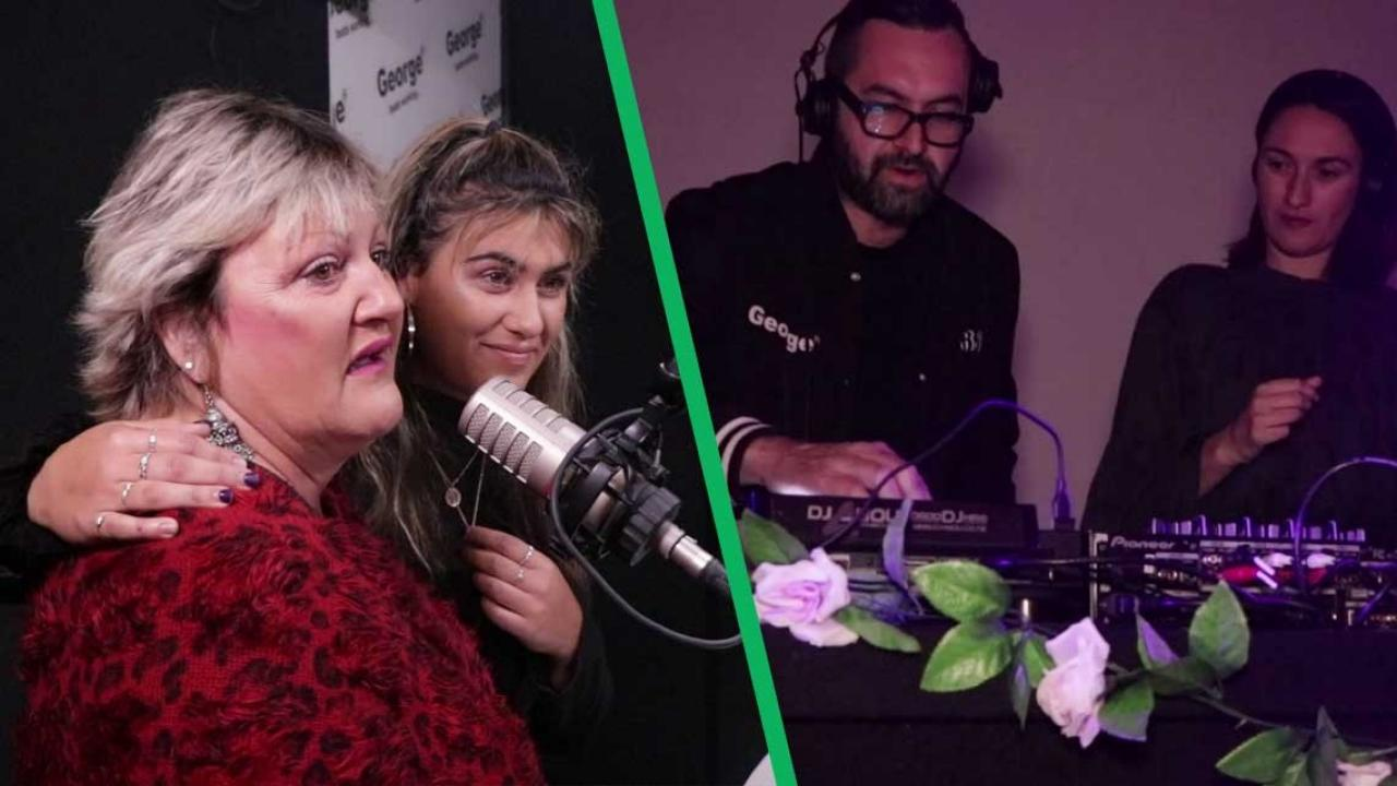 WATCH: George FM takes over a 21st